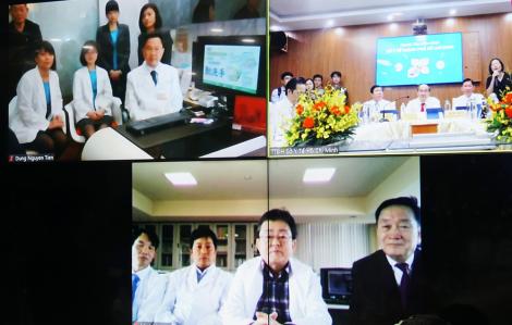 TPHCM ra mắt Trung tâm điều hành Y tế thông minh đầu tiên của Việt Nam