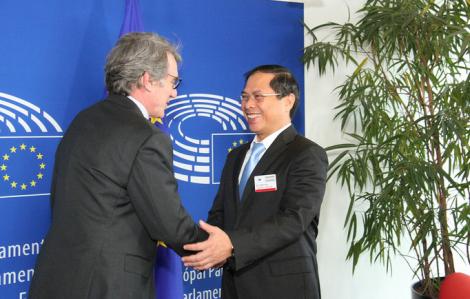 Nghị viện châu Âu thông qua hai Hiệp định thương mại với Việt Nam