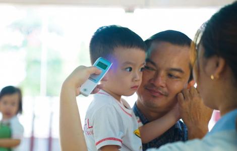 Sở Y tế đề nghị giáo viên vừa dạy, vừa quan sát dấu hiệu học sinh nhiễm Covid-19