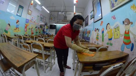 TP.HCM yêu cầu báo cáo công tác chuẩn bị cho học sinh đi học lại