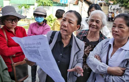 TP.HCM hoãn đối thoại với người dân Thủ Thiêm vì dịch bệnh Covid-19