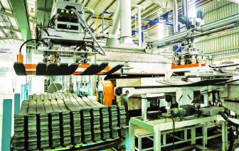 THACO đẩy mạnh xuất khẩu nhíp ô tô