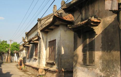 Hà Nội: Làng của những 'thợ may Tây' sẽ được khôi phục