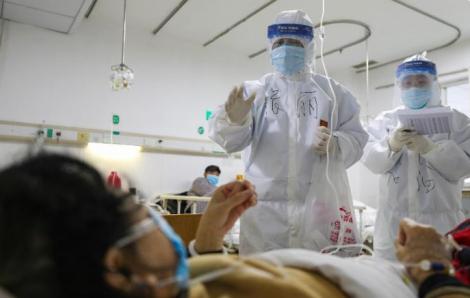 Trung Quốc: Hơn 1.700 nhân viên y tế tuyến đầu nhiễm Covid-19, 6 người thiệt mạng