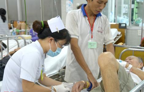 Bệnh viện Chợ Rẫy khẳng định việc dùng khẩu trang vải để chia sẻ trách nhiệm với xã hội
