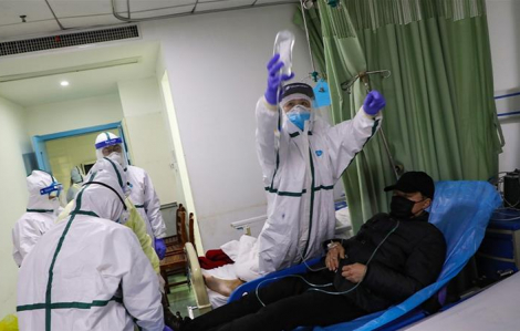 Bệnh hô hấp do virus corona chủng mới đã lan đến châu Phi