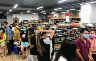 Hơn 700.000 đồng/cây cải thảo tại trung tâm thương mại Nhật vừa khai trương ở Sài Gòn
