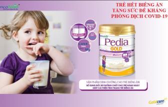 Hãy cùng Wincofood Pedia Gold bổ sung dinh dưỡng cho trẻ biếng ăn tăng cường sức đề kháng phòng dịch Covid-19