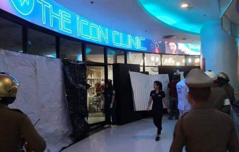 Nổ súng tại trung tâm mua sắm ở Bangkok, một người chết, một người bị thương