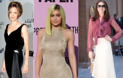 Thu nhập 'khủng' nhưng Beyoncé, Jennifer Lopez, Angelina Jolie... vẫn mặc những trang phục giá rẻ