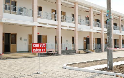 Bệnh viện dã chiến 300 giường tại TPHCM đã sẵn sàng