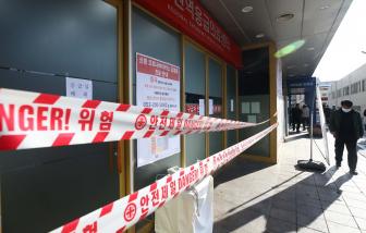 Một phụ nữ Hàn Quốc lây nhiễm COVID-19 cho 13 người