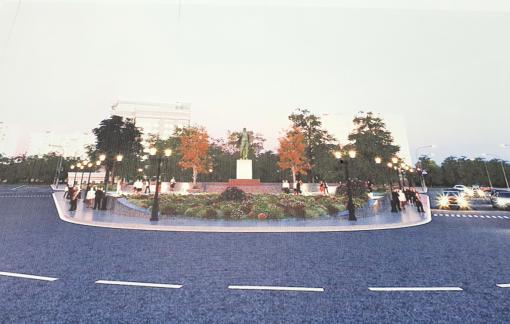 Nghệ An xây dựng tượng đài Lenin