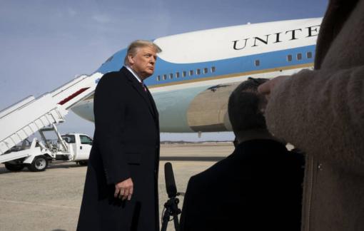 Tổng thống Trump cân nhắc đến Nhật Bản dự Thế vận hội