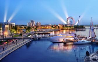 An cư tại đô thị sinh thái - lựa chọn sống chất lượng cho tương lai