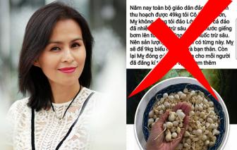 Facebooker tung tin 'tỏi Lý Sơn nhiễm độc' tiếp tục không đến Sở làm việc