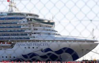 Du thuyền Diamond Princess: thêm 2 công dân Nga nhiễm COVID-19