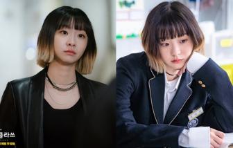 Nữ chính ngổ ngáo trong 'Tầng lớp Itaewon' ăn gian tuổi với tóc ngắn