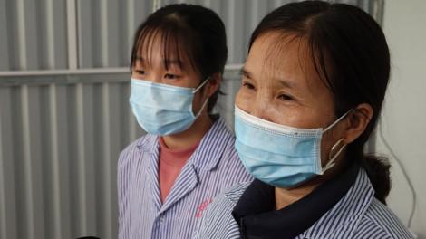 Bệnh viện tuyến huyện đầu tiên điều trị thành công 4 ca nhiễm COVID-19