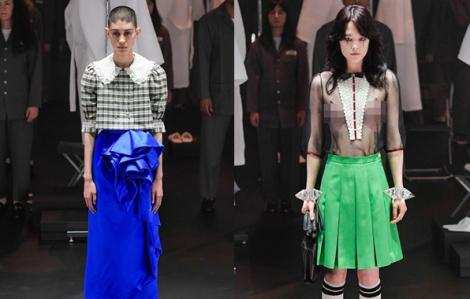 Clip: Những điểm nhấn ấn tượng trong show Gucci tại 'Milan Fashion Week 2020'