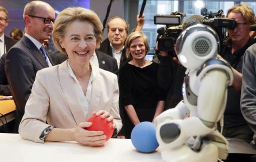 EU đề xuất quy tắc cho trí tuệ nhân tạo để đối phó với Mỹ và Trung Quốc