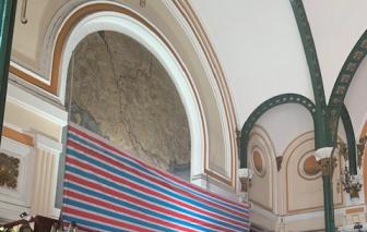 Dự kiến trong vài ngày nữa sẽ hoàn thành phục chế đảo Côn Sơn trên bản đồ Bưu điện TPHCM
