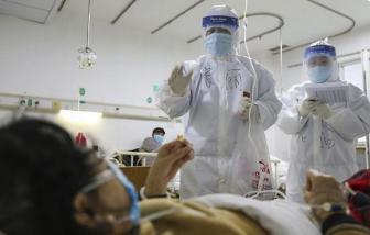 Thêm 118 người tử vong vì COVID-19 tại Trung Quốc