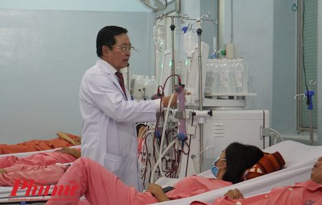 Bệnh viện Chợ Rẫy đạt chứng nhận quốc tế về chạy thận nhân tạo