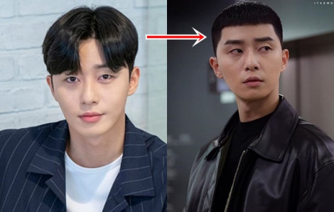 Clip: Park Seo Joon cắt tóc húi cua vì phim 'Tầng lớp Itaewon'