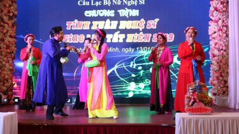 Hai tập thể và sáu cá nhân đạt giải thưởng Nguyễn Thị Định năm 2019