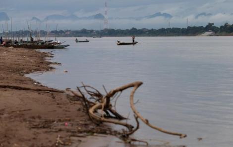 Trung Quốc xả nước các đập để giảm bớt hạn hán khu vực sông Mê Kông