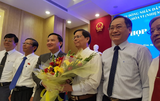 Khánh Hòa có tân chủ tịch tỉnh sau 2 tháng bị khuyết