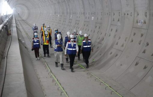 Tháng 6/2020 hoàn tất bàn giao mặt bằng tuyến metro số 2, quý III/2020 vận hành chạy thử tuyến metro số 1