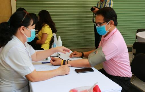 Tổng Lãnh sự quán Thái Lan kêu gọi cộng đồng người Thái tại Việt Nam hiến máu