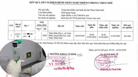 Nữ sinh lớp 12 tử vong ở Huế có kết quả âm tính với COVID-19