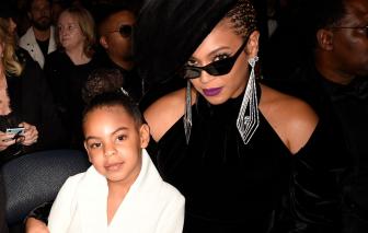 Con gái 8 tuổi của Beyonce nhận giải thưởng âm nhạc