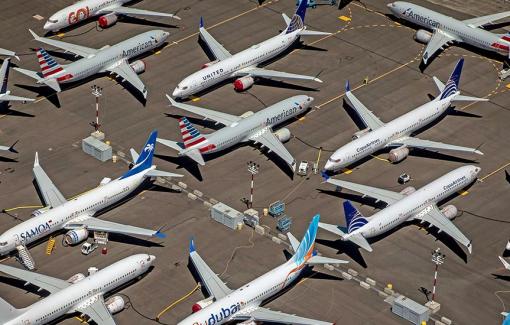 Boeing tìm thấy nhiều mảnh vỡ trong thùng nhiên liệu của 737 MAX