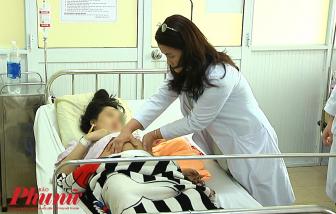 Bệnh viện Quận 9 mổ khẩn cứu sống thai phụ vỡ tử cung
