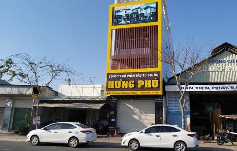 Lập 9 dự án 'ma' trong 1 năm, giám đốc Công ty bất động sản Hưng Phú bị bắt