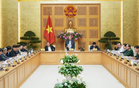 Thủ tướng Nguyễn Xuân Phúc: 'Chưa chốt thời điểm học sinh đi học lại vào ngày 2/3'