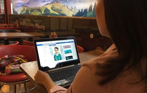 Livestream bán hàng ế ẩm do 'đứt' nguồn hàng Trung Quốc