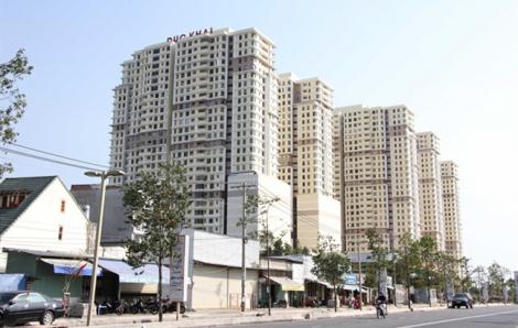 Bán đấu giá 65 căn hộ ở quận 7 giá từ 15 triệu đồng/m2