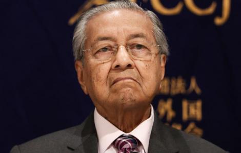 Quốc vương Malaysia đồng ý đơn từ chức của Thủ tướng Mahathir Mohamad