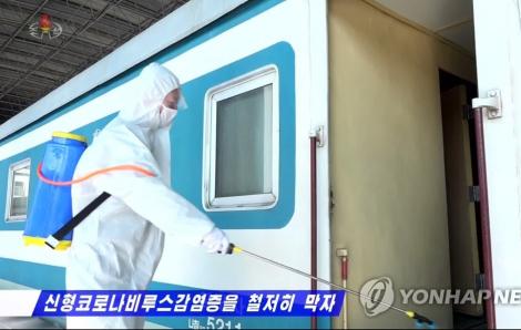 Triều Tiên cách ly 380 người nước ngoài để ngừa COVID-19