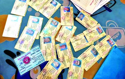 Cục CSGT cảnh báo về việc khai man, dùng bằng lái giả sau Nghị định 100