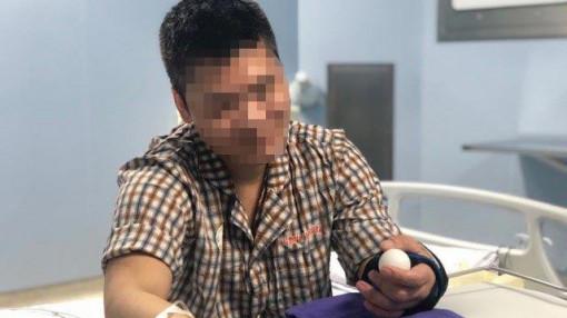 Lần đầu tiên bệnh viện Việt Nam ghép tay từ người cho còn sống