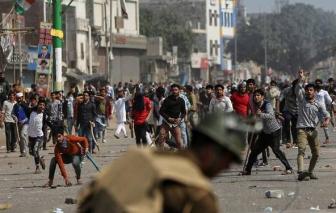 Ấn Độ: 7 người chết, 150 người bị thương sau vụ biểu tình hôm 24/2 ở Dehli