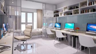 Cấm bố trí bếp trong căn hộ officetel