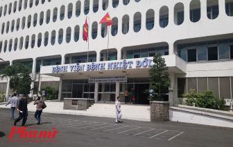 Bệnh viện đầu tiên tại TPHCM được phép xét nghiệm bệnh COVID-19