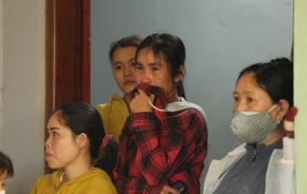 Vụ chìm đò trên sông Vu Gia: Nước mắt người ở lại